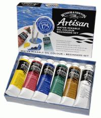 Artisan Water Mixable Oils Beginners Set