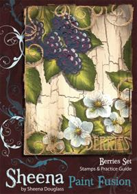 Berries Stamp