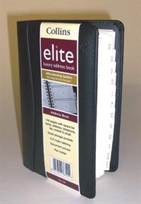 Collins Elite - Luxury Address Book
