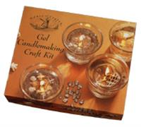 Gel Candlemaking Craft Kits