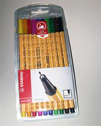 Stabilo Point 88 (10 Pack)