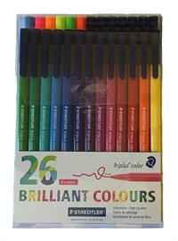 tirplus Colour 26 Pack