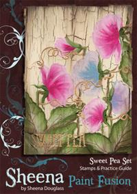 Sweet Pea Stamp