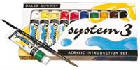 System 3 Acrylic Introduction Set