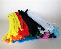 Pipe Cleaners 6mm x 300mm assorted